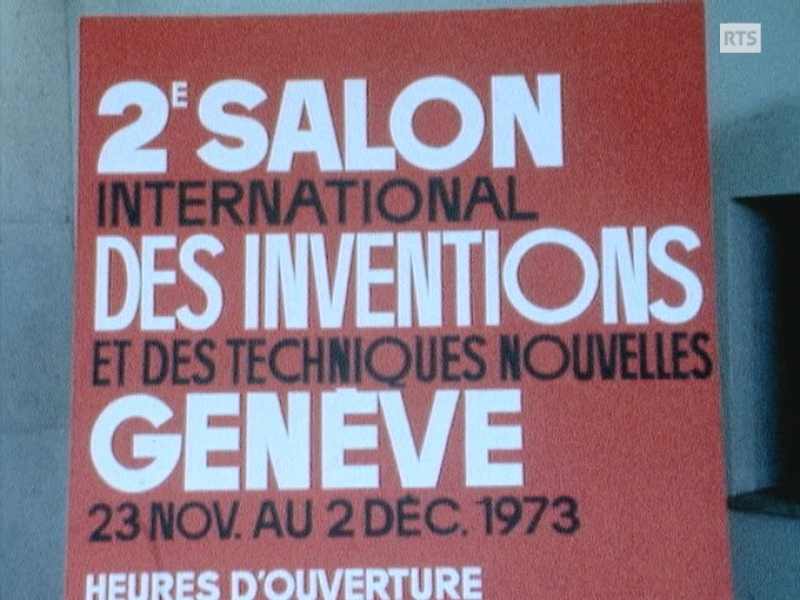 Au Salon des Inventions