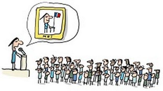 Comment fait-on pour être candidat à l'élection présidentielle française?