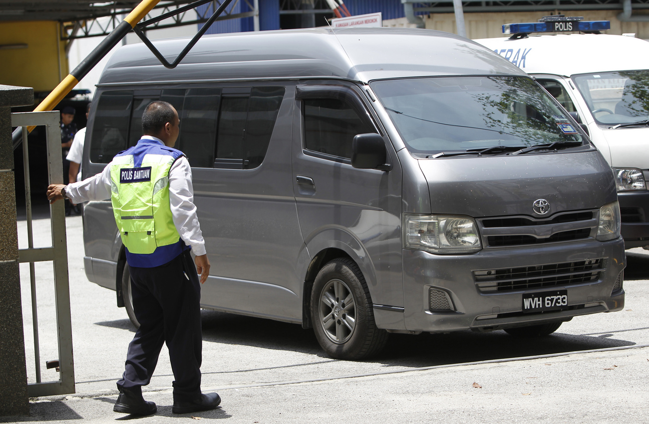 Le corps de Kim Jong-nam toujours en Malaisie