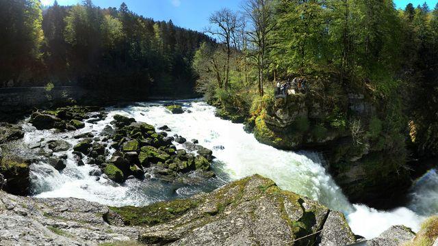 Le Saut du Doubs. Phil Fotolia [Phil - Fotolia]