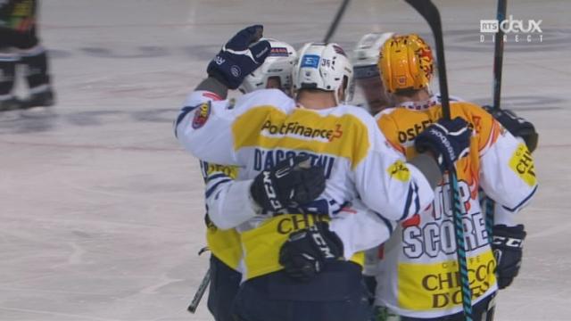 Playout LNA, acte V: Fribourg – Ambri 1-2, D'Agostini 27e [RTS]