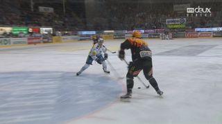 Playout LNA, acte V: Fribourg – Ambri 2-2, Birner 30e [RTS]