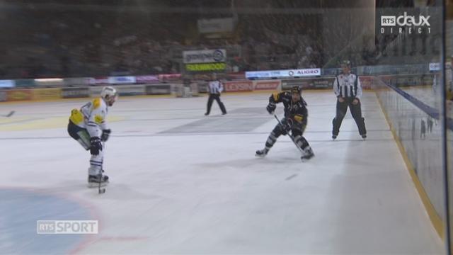 Playout LNA, finale acte V: Fribourg – Ambri 3-2, Sprunger 33e [RTS]