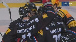 Playoffs LNA, acte V: Fribourg – Ambri 1-1, Cervenka 19e [RTS]