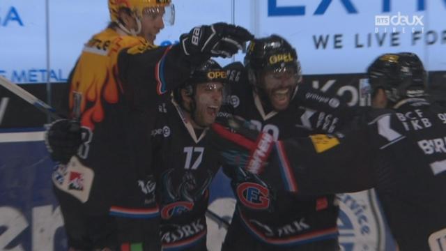 Playout LNA, finale acte V: Fribourg – Ambri 4-2, Vesce 54e [RTS]