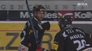 Playout LNA, finale acte V: Fribourg – Ambri 5-2, Vesce 57e [RTS]