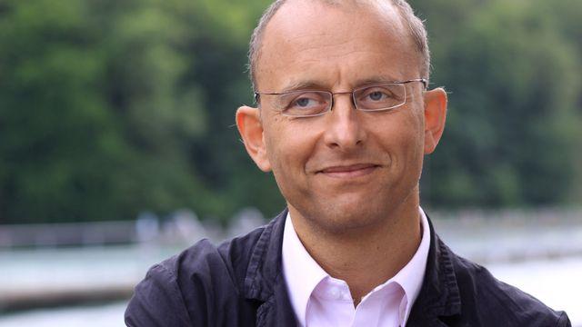 Bertrand Kiefer, médecin, rédacteur en de la Revue médicale Suisse et membre de la commission nationale d'éthique dans la médecine humaine.