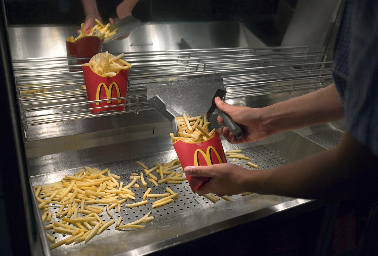 La banque de candidatures de McDonald's Canada a été piratée