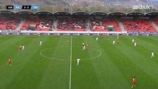Football - Super League (26e j.): Sion - Thoune (2-1) + résultats et classements Super League et Challenge League [RTS]