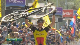 Tour des Flandres: Philippe Gilbert (BEL) s'impose à domicile [RTS]