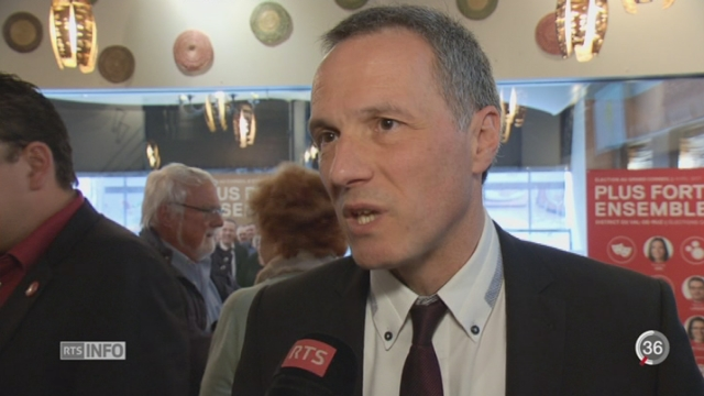 NE- Elections cantonales: Laurent Kurth sanctionné dans le Haut