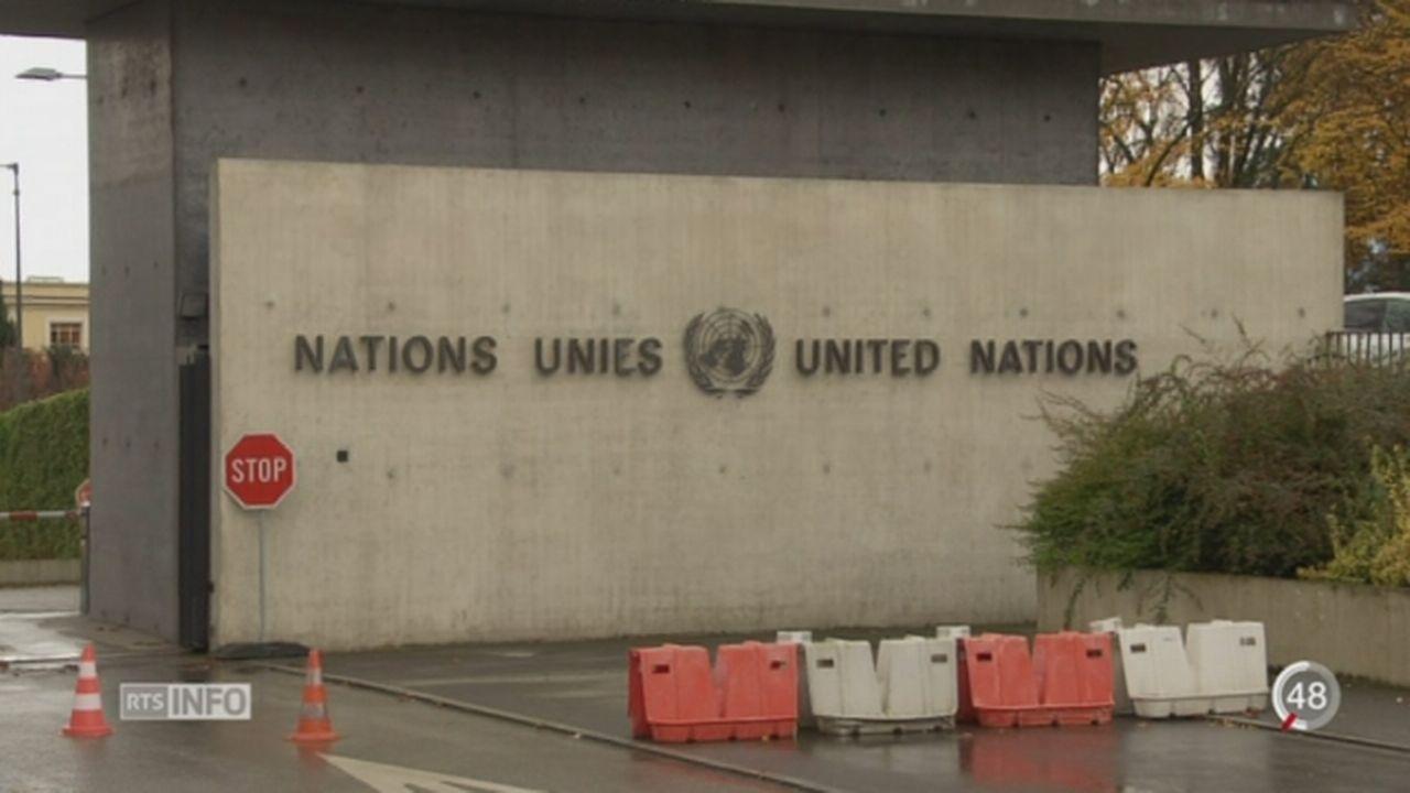 Les consultants de l'ONU passent entre les mailles du fisc [RTS]