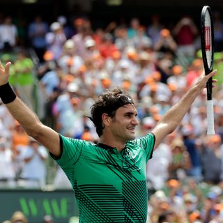 ATP Miami: Federer domine Nadal avec maestria!