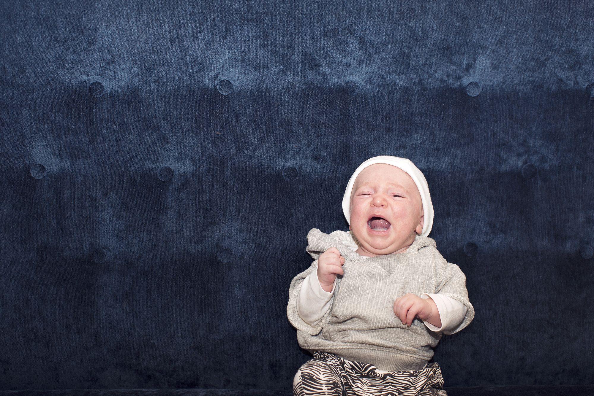 C'est au Canada que les bébés pleurent le plus