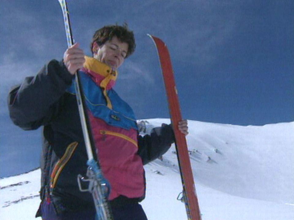 Une femme au sommet [RTS]