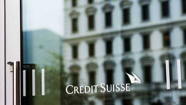 La filiale de Credit Suisse à Lugano (photo prétexte). [Christian Beutler - Keystone]