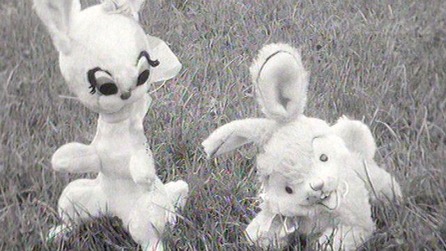 Conte de Pâques en 1965. [RTS]