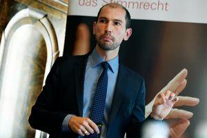La fondation Ethos fête son 20e anniversaire en lançant cet indice à la Bourse suisse. Ici, Vincent Kaufmann, le directeur de la fondation.