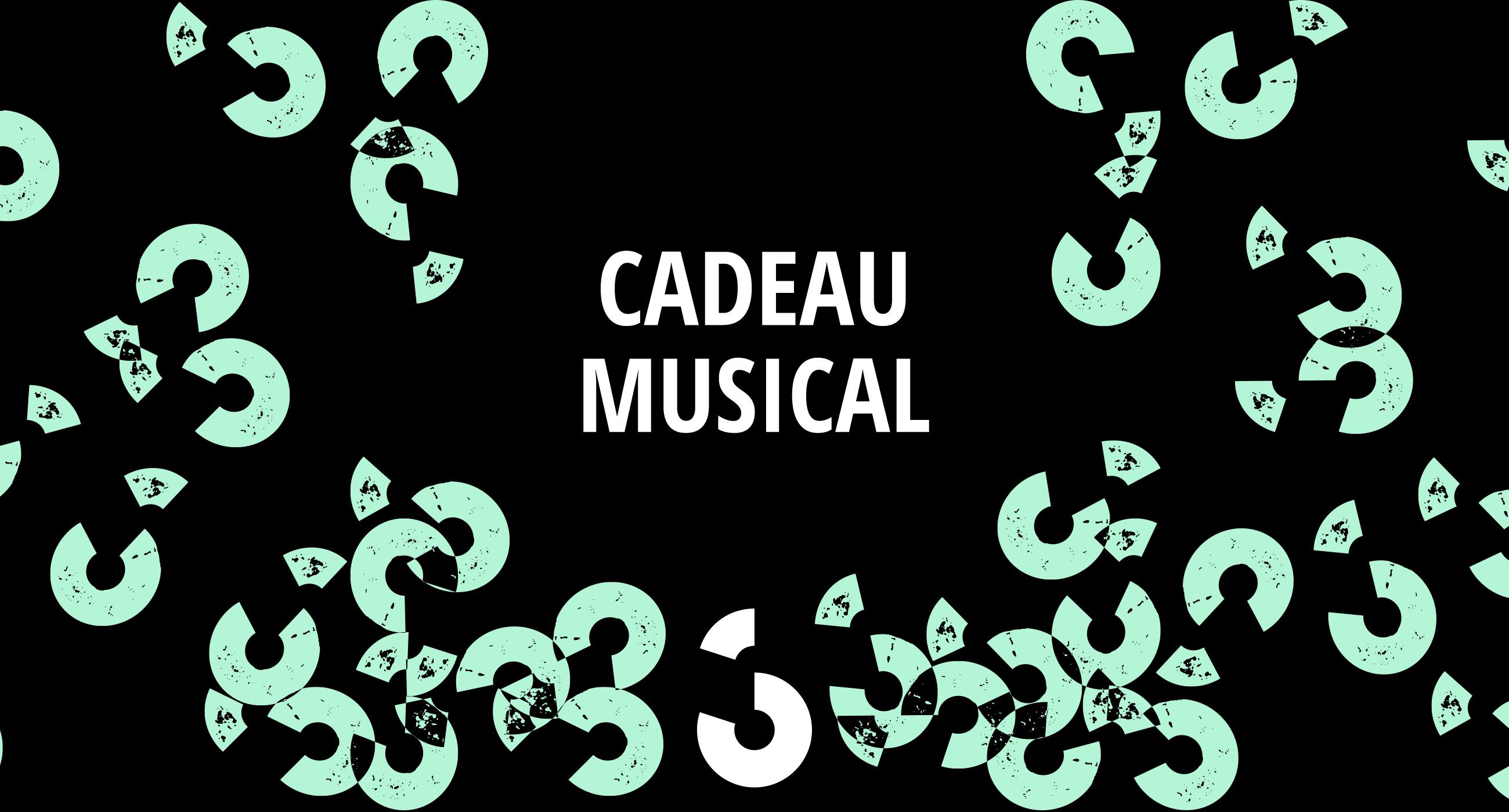 Logo Cadeau musical [RTS]
