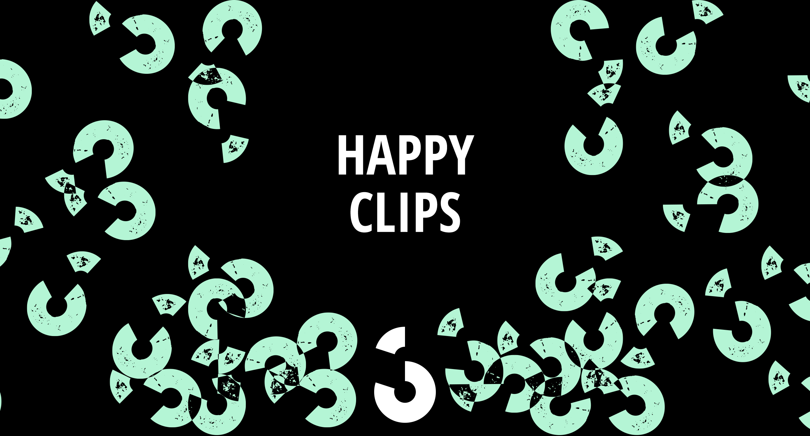 Logo Happy Clips [RTS]