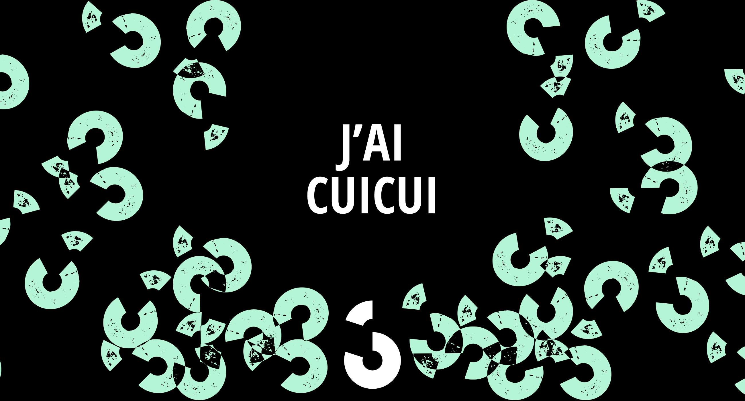 Logo J'ai cuicui [RTS]