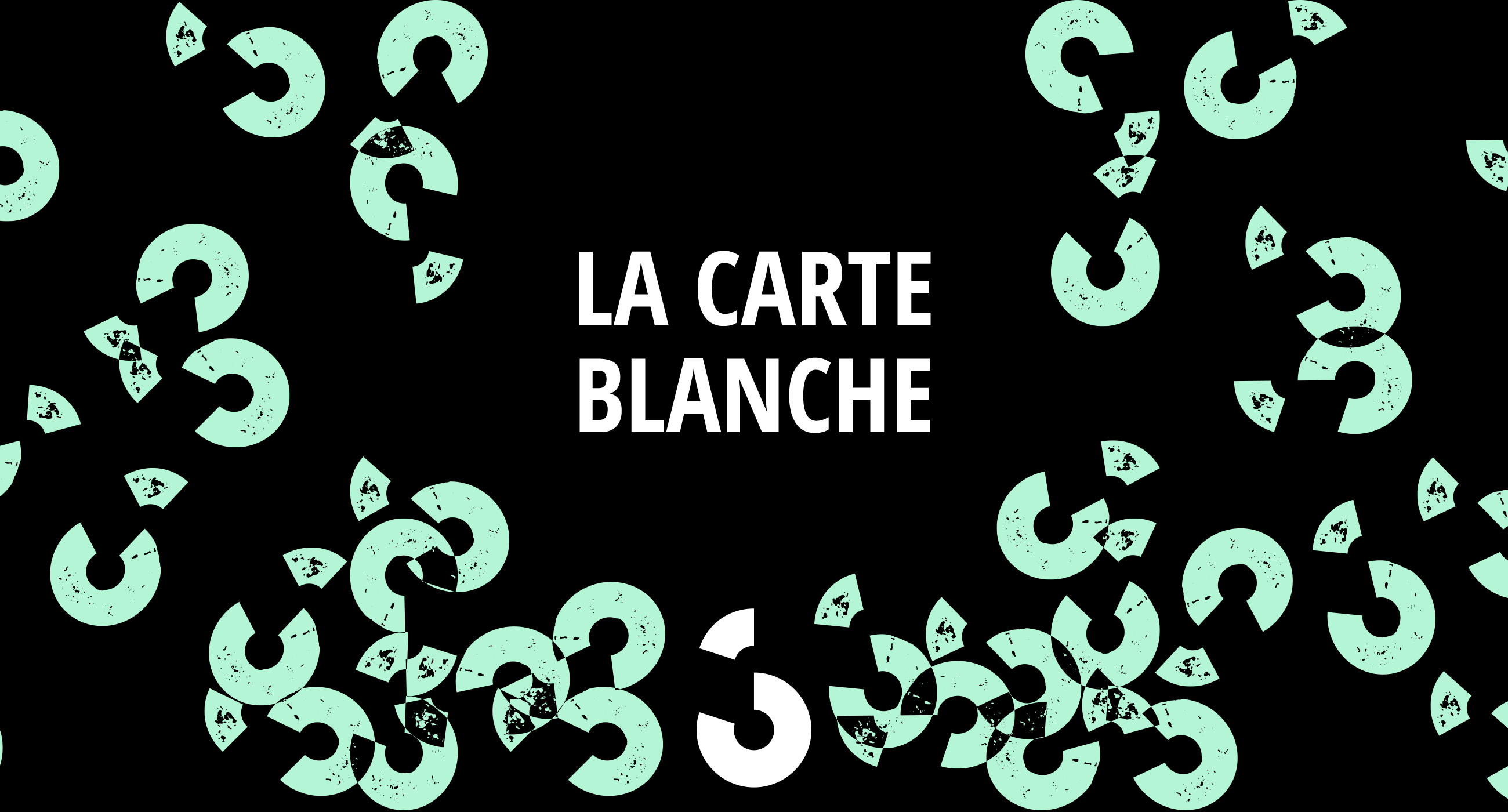 Logo La carte blanche [RTS]