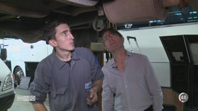 Chômage: les jeunes profitent les premiers de la reprise [RTS]