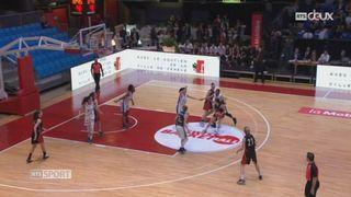 Basketball - Coupe de Suisse Femmes: Winterthour remporte la finale face à l'Elfic Fribourg (61-59) [RTS]