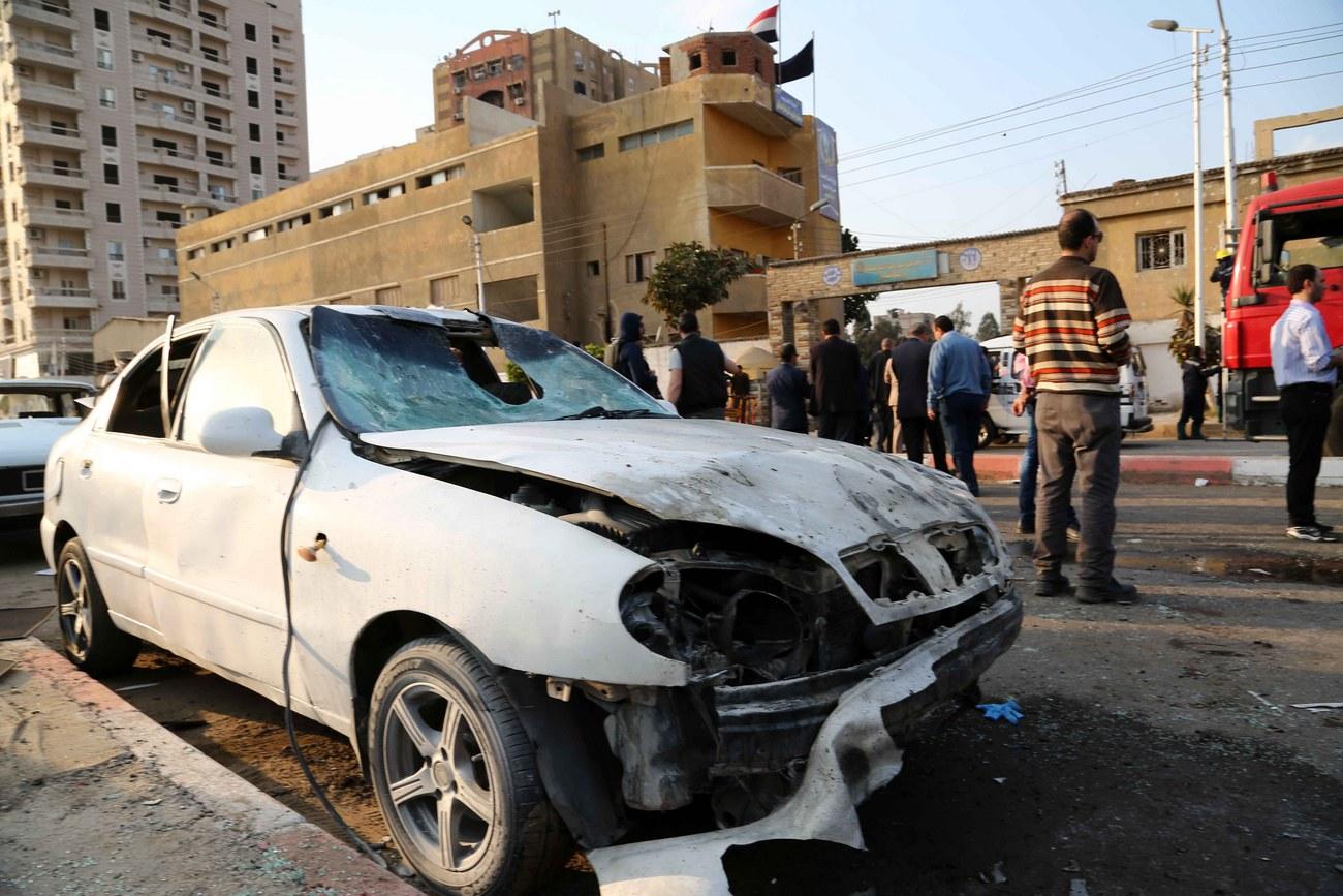 L'Egypte en état d'urgence après les deux attentats anti-coptes de l'EI