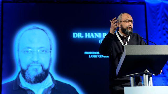Hani Ramadan a été reconduit à la frontière Suisse par les autorités françaises. [Martial Trezzini - keystone]
