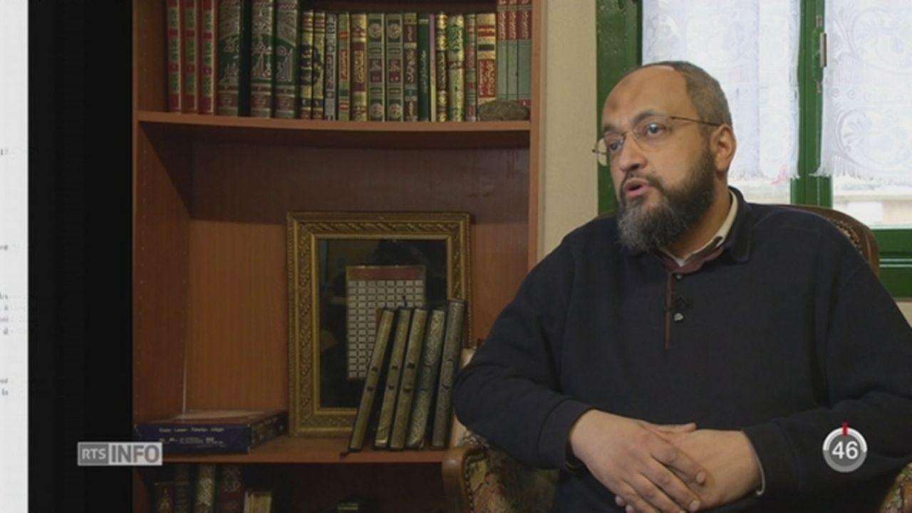 L'islamologue suisse Hani Ramadan est expulsé de France [RTS]