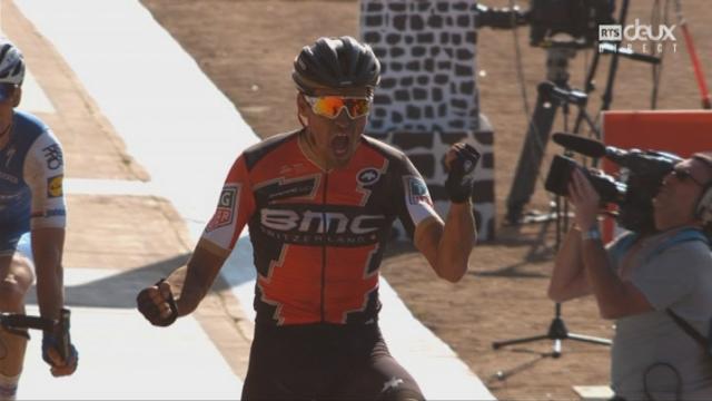 Paris-Roubais, 257km: Van Avermaet (BEL) s'impose au sprint final [RTS]