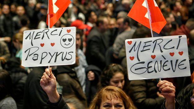 Quinze minutes - Opération Papyrus: comment Genève lutte contre la clandestinité