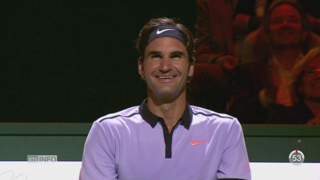 Federer et Murray s'affrontent dans un match de charité en faveur de l'Afrique [RTS]
