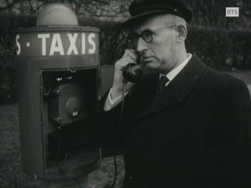 Allô taxi?