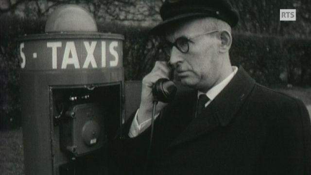 Allô Taxi? [RTS]