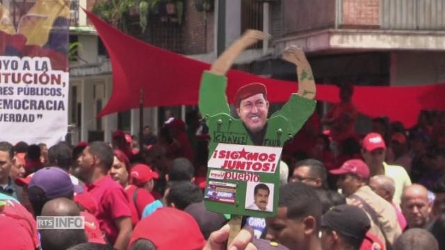 Venezuela : Capriles, figure de l'opposition, déclaré inéligible pour 15 ans