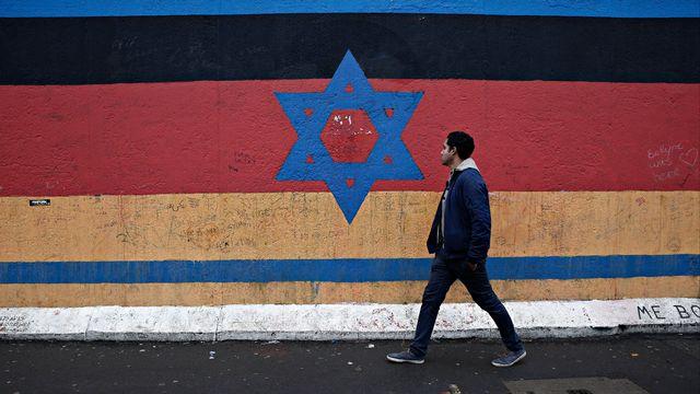 L'Allemagne connaît un fort afflux de Juifs, notamment à Berlin. [Alexandros Michailidis - AFP]
