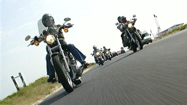 Le printemps des motards [RTS]