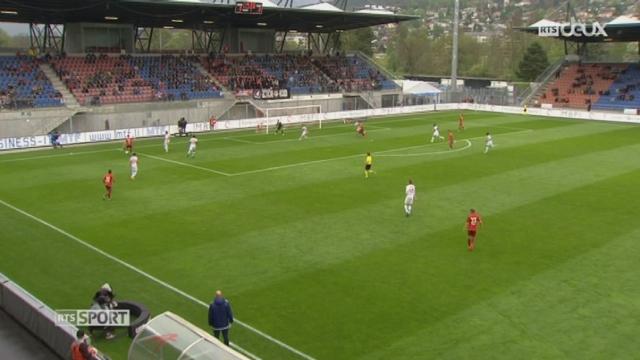 Football-Superleague: Vaduz – Sion (0-1) + itw de Peter Zeidler, entraîneur du FC Sion [RTS]