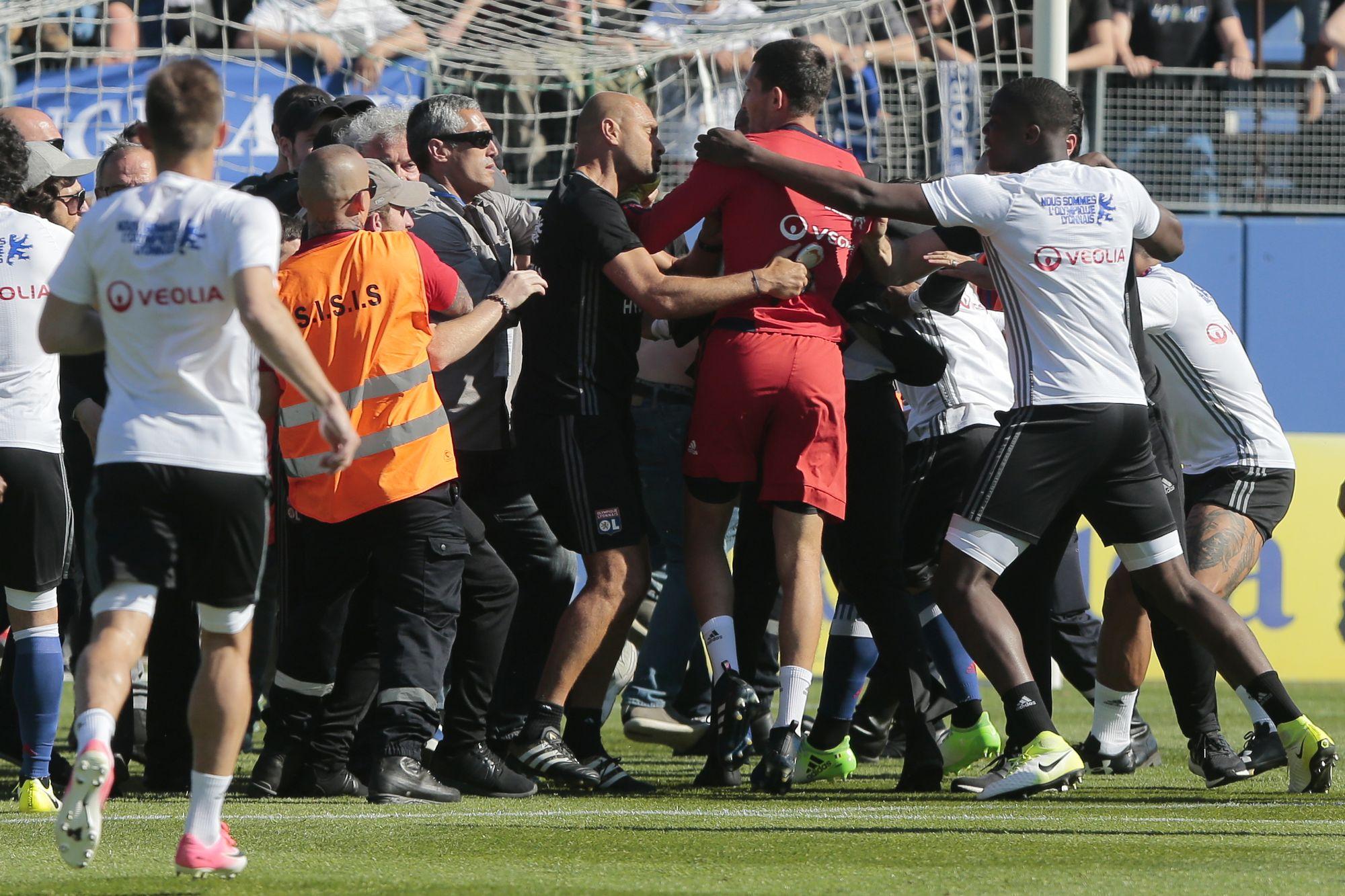 Bastia, une plainte contre Jean-Michel Aulas ?