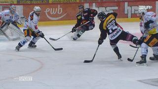 Hockey - LNA: Berne n'est plus qu'à un succès du titre [RTS]