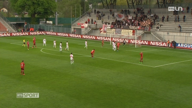 Football - Super League (28e j.): Vaduz - Sion (0-1) [RTS]