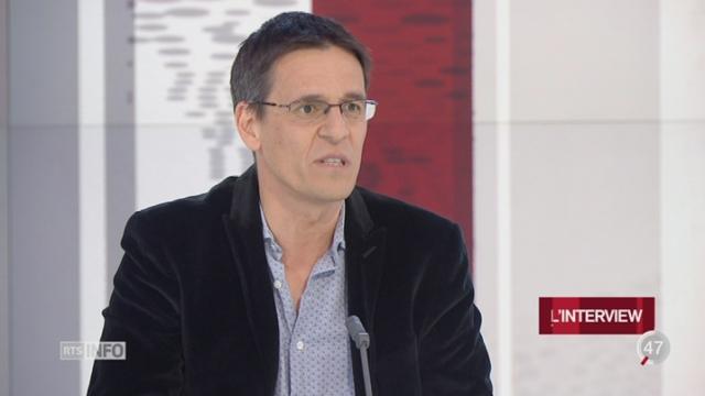 Entretien avec l'astrophysicien Didier Queloz [RTS]