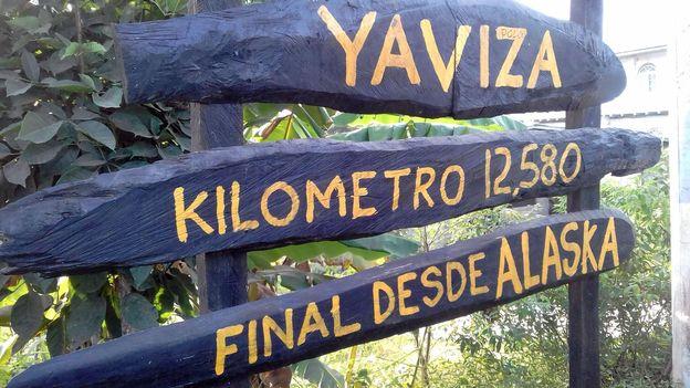 Point de fuite: Yaviza, terminus, tout le monde descend !