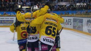 Playoffs LNA, finale acte VI : Zoug – Berne 0-2, 13e Lasch [RTS]