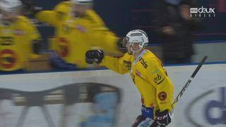 Playoffs LNA, finale acte VI : Zoug – Berne 0-4, 22e Untersander [RTS]