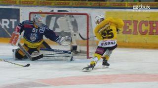 Playoffs LNA, finale acte VI : Zoug – Berne 1-5, 49e Ebbett [RTS]
