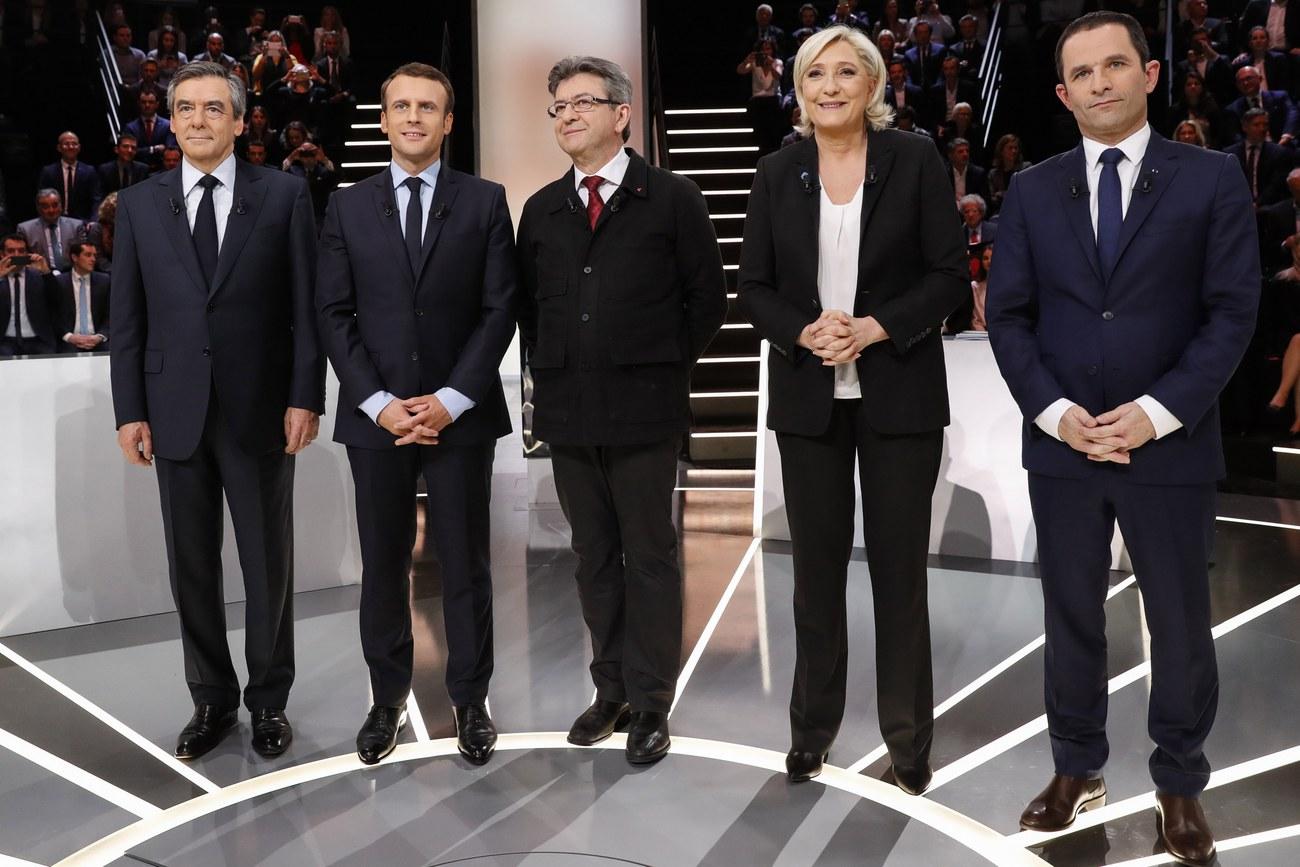 Présidentielle. Macron et Le Pen creusent un peu l'écart