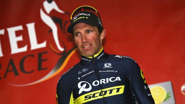Albasini a fêté deux podiums à la Flèche Wallonne, mais n'y a encore jamais triomphé. [Sirotti Stefano - EQ]